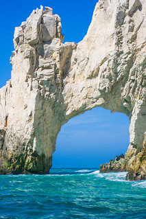 Image of Playa del Amor near Los Cabos. wedding vacation beach mexico paradise boda samsung marriage bajacaliforniasur cabosanlucas seaofcortez loscabos locallandmark flickrfriday samsungcamera pueblobonitarose nx30 samsungnx30 imagelogger ditchthedslr