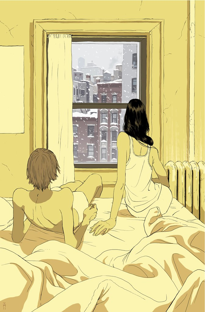 Tomer Hanuka for the New Yorker