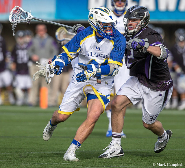 Men's lacrosse starts season with CAA Player of the Week