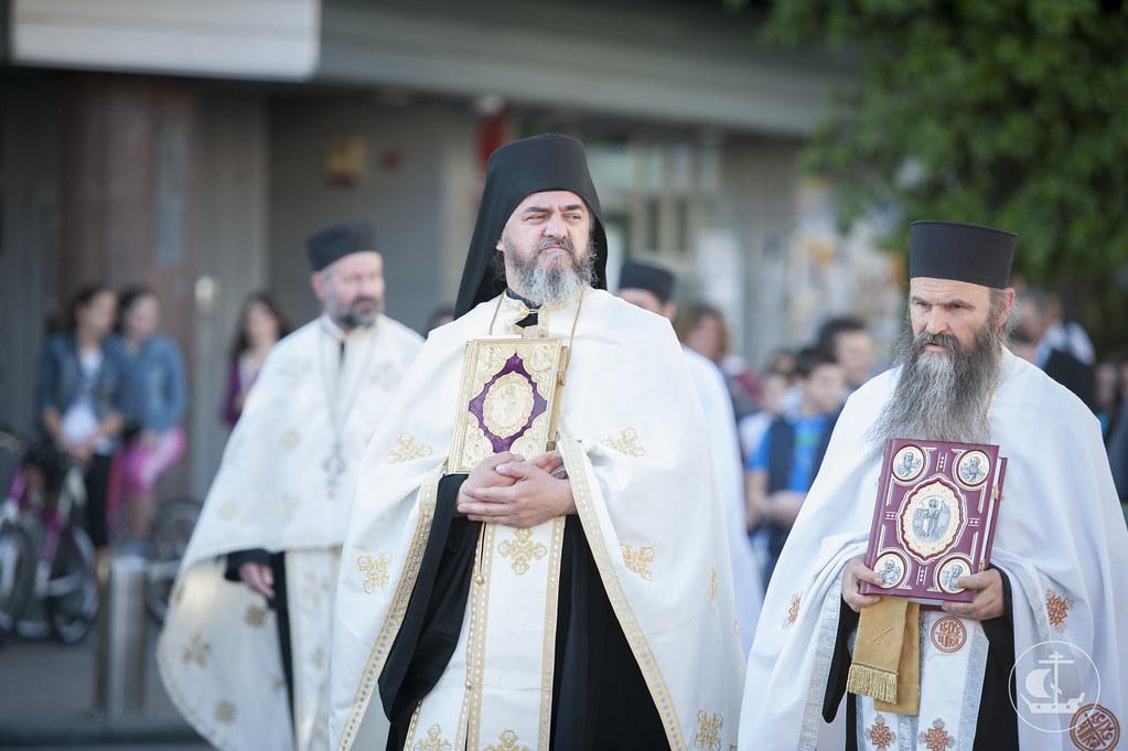 8 мая 2014, Крестный ход в день памяти апостола Марка / 8 May 2014, Procession on the day of the Apostle and Evangelist Mark