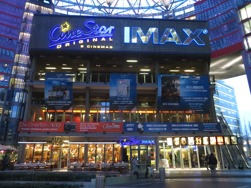 cine star, sony centre, berlin