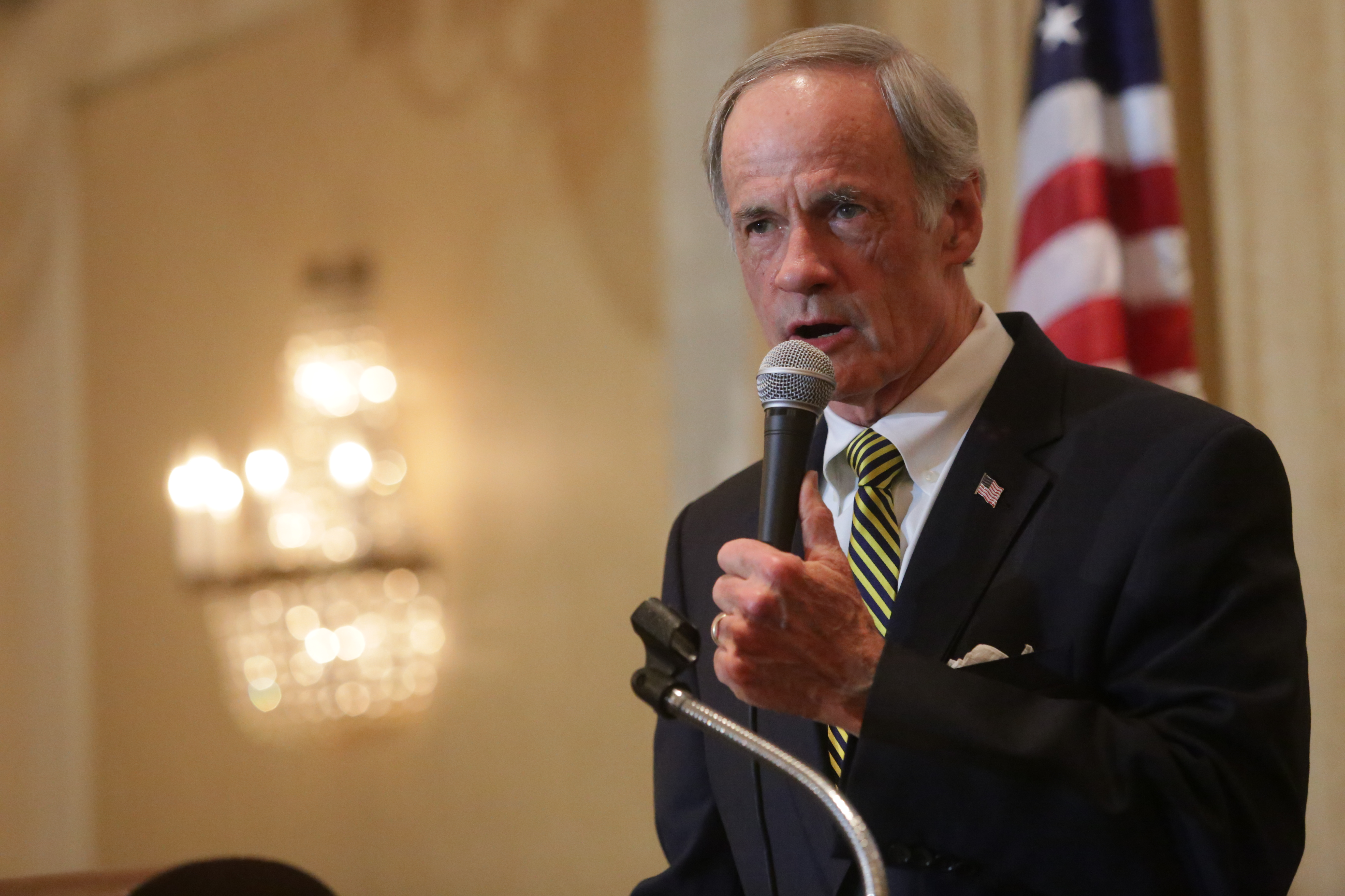 Carper and Blunt Rochester, both Democrats, retain seats in U.S. Congress