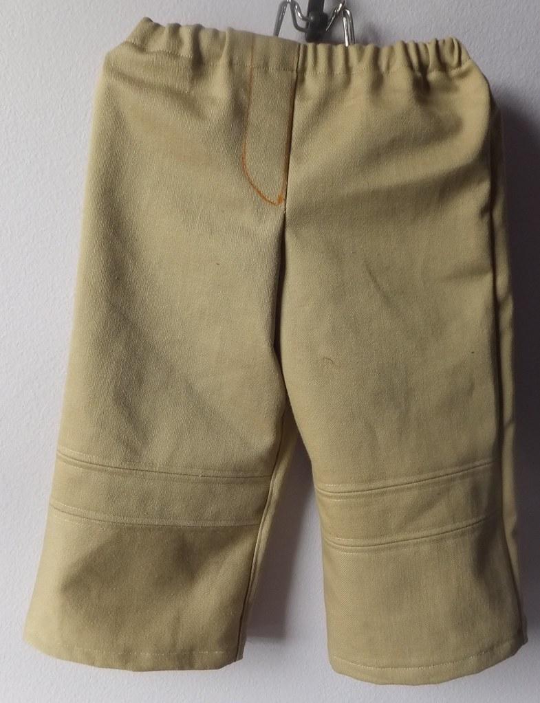 pants O khaki s2907 size 1/2 18 mos