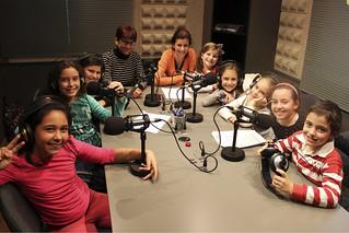 La Tertúlia - 12x11 - 28-11-14 - Activitats d'Animació a la Lectura a l'Escola Marcel.lí Domingo de Roquetes - web