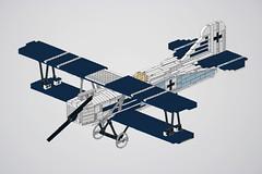Fokker D. VII Building Instructions - Final version