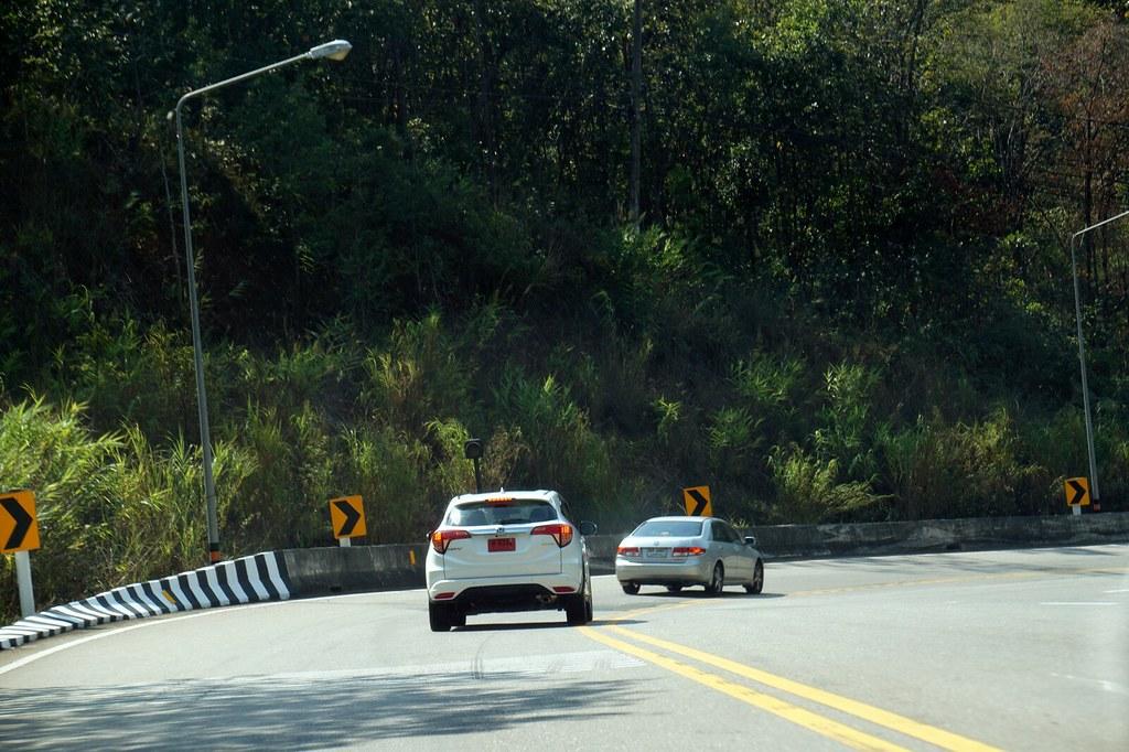 honda hrv drive - chiangmai-002
