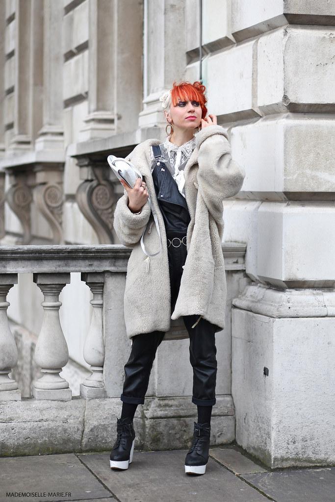 GG Rosa at London Fashion Week