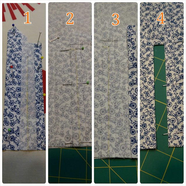 Placket Part 1