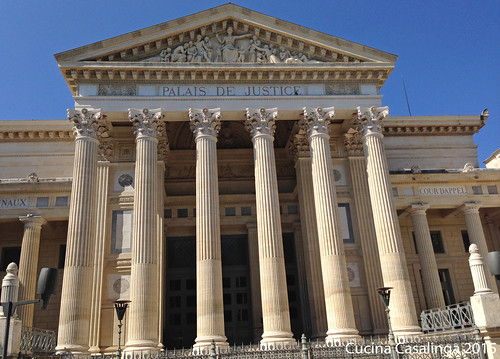 Nimes Palais de Justice