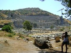civilizații elene-efes/greek civilizations-efes