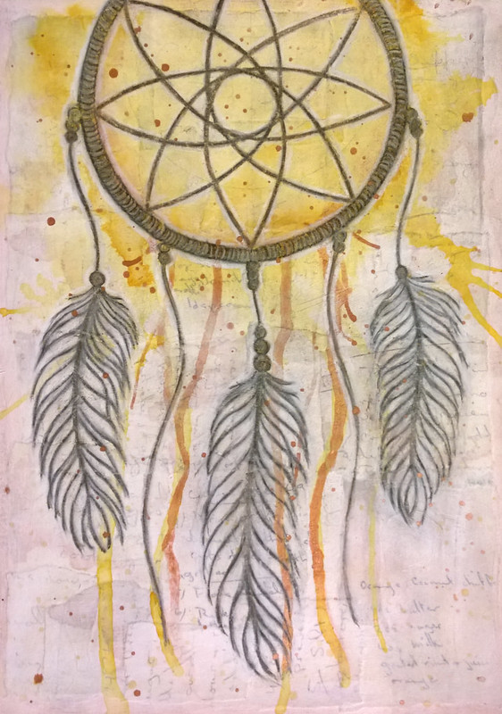 Life Book 2015 Dream Catcher