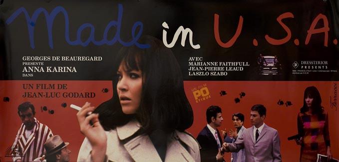 Made in USA, Jean-Luc Godard (1966)
