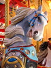 IMG_7209 Diamond Gray Carousel Horse