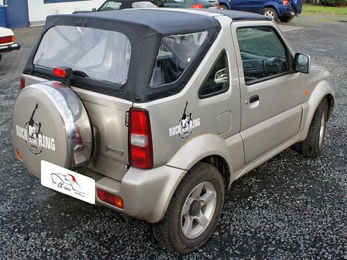 ck cabrio manufaktur f r cabrioverdecke suzuki jimny cabrio verdeck 1998 heute. Black Bedroom Furniture Sets. Home Design Ideas