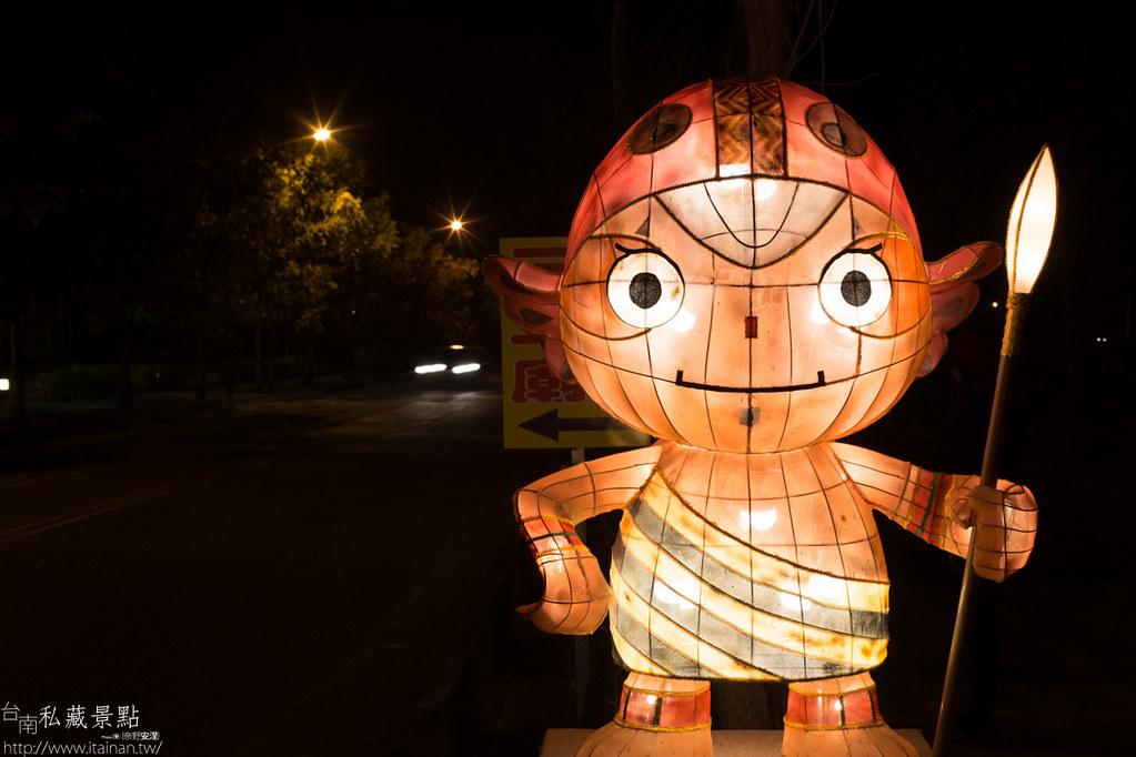 台南私藏景點-點亮台江 2015 山海圳綠道燈會 (16)