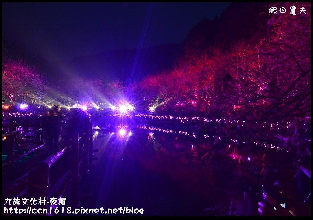 九族文化村-夜櫻DSC_4942