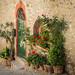 Lovely flower decoration - Castiglione della Pescaia by amrue.ch