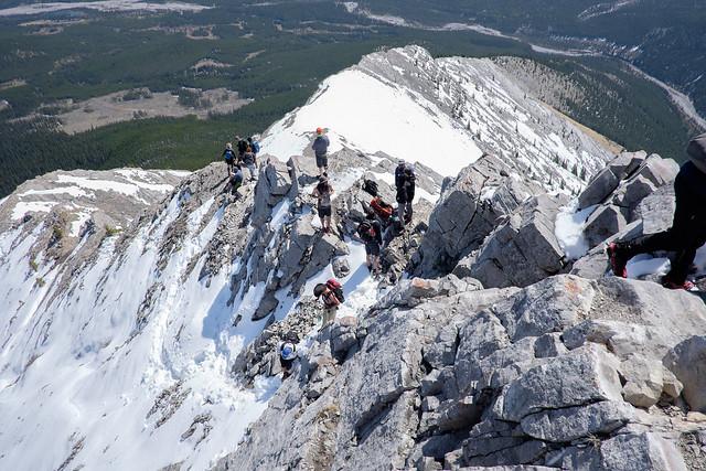 Scrambles - Nihahi Ridge -11