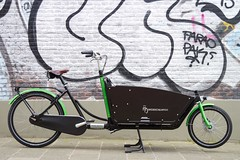 WorkCycles Kr8 Straight black-green
