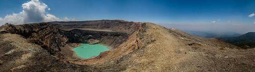 elsalvador hike ilamatepec panorama santaana volcano vulkan wanderung