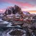 Hamnøy Sunrise by shaunyoung365