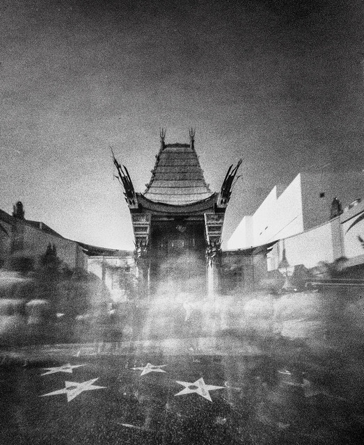 Ghosts of Grauman's Chinese Theatre