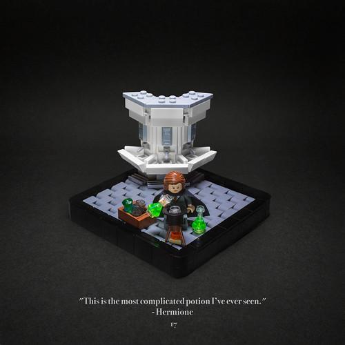 017 - The Polyjuice Potion