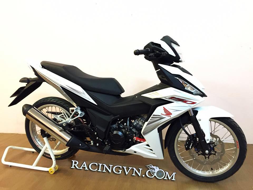 Honda Winner 150 độ bánh căm đầu tiên tại Việt Nam 1