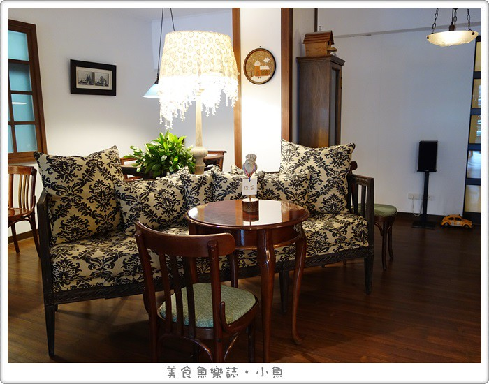 【台北大安】布拉格咖啡館 CafePrague/音樂/下午茶 @魚樂分享誌