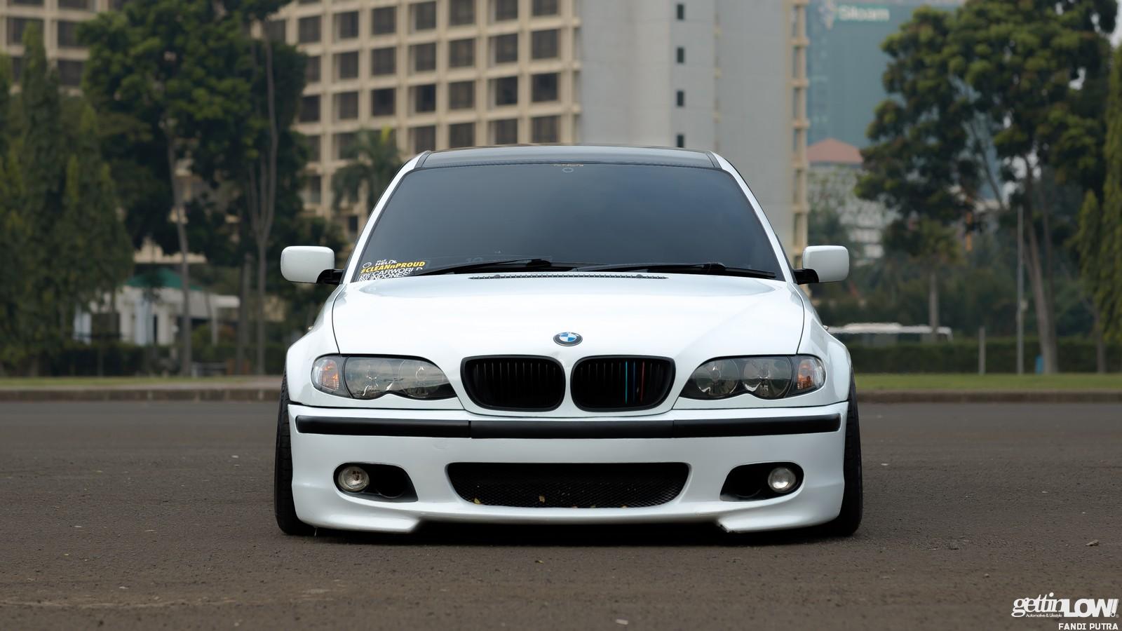 Jordie Samuel Bagged BMW E46