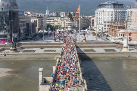 """ZAHRANIČÍ: Hledáte horký maraton """"za babku""""? Zkuste Skopje"""
