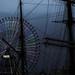 Nippon Maru & Ferris Wheel by Rekishi no Tabi