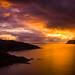Kalvag Aerial Sunset by Haussmann Visuals