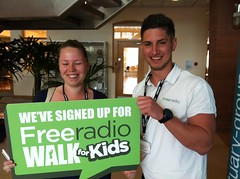 Walk for Kids Sign Up Sanctuary Housing Group