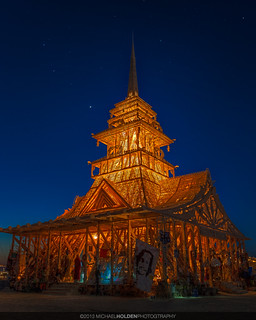 Temple of Juno, Burning Man 2012