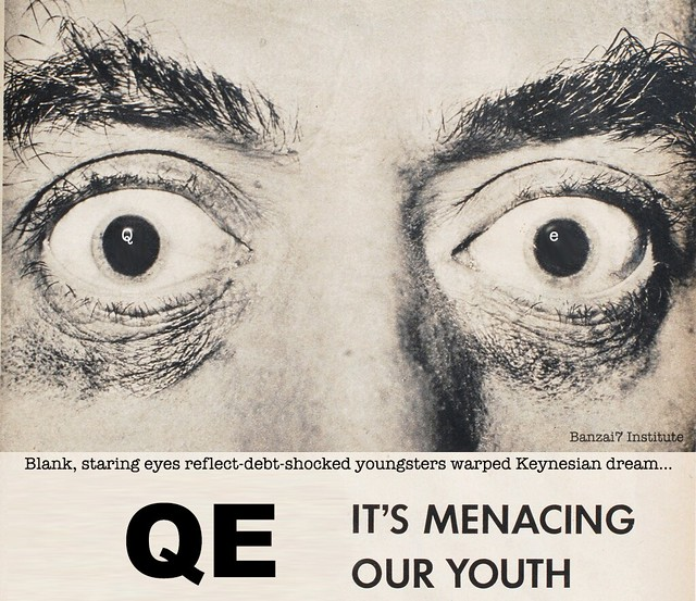 QE WARNING POSTER