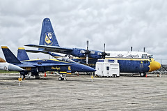 "Lockheed TC-130G BuNo 151891 ""Fat Albert"" (National Naval Aviation Museum)"