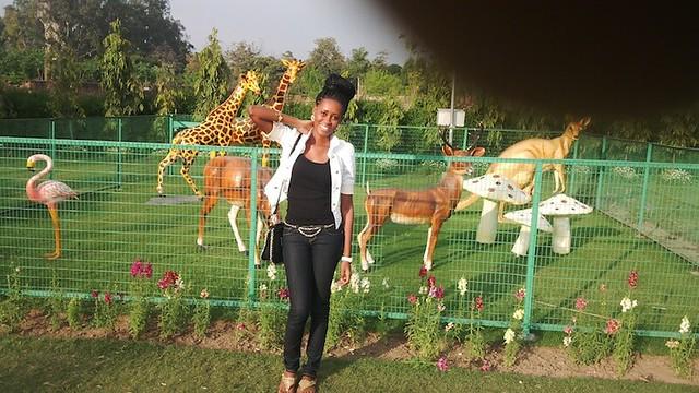 Nadia Ntahu in India (12)