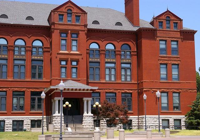 Central High School Springfield Missouri Flickr Photo Sharing
