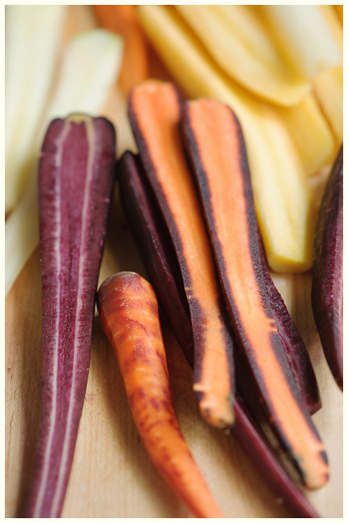 Ridiculously Good Roasted Carrots