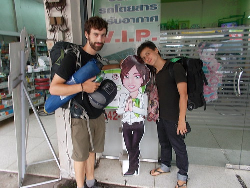 Backpacking Udon Thani