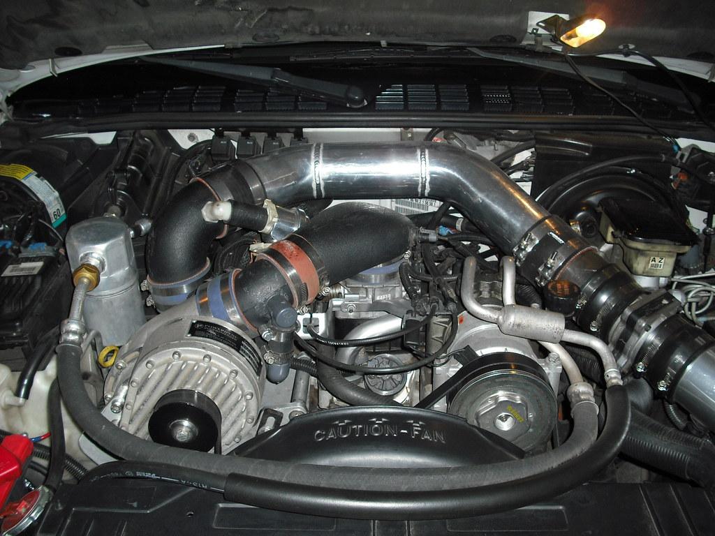 Installation Manual Powerdyne Supercharger