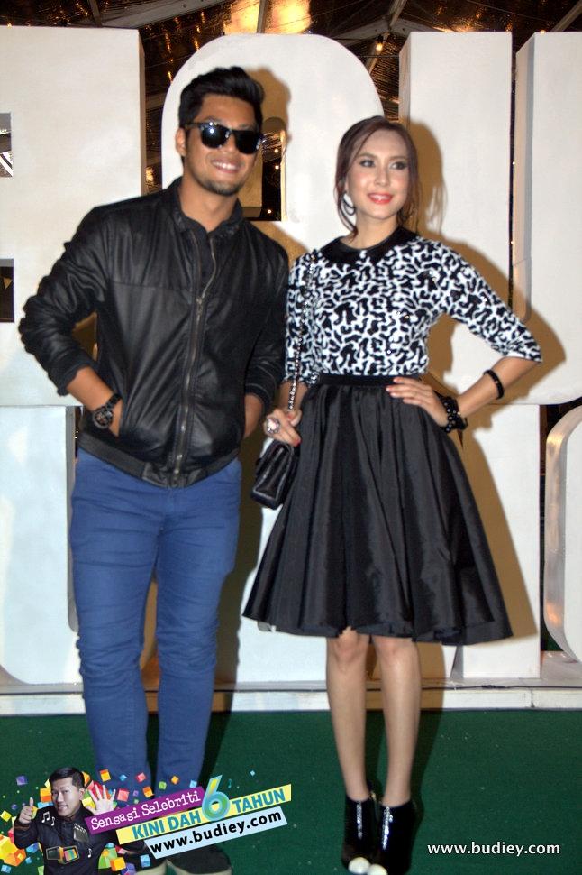 Intan Ladyana & Kamal Adli