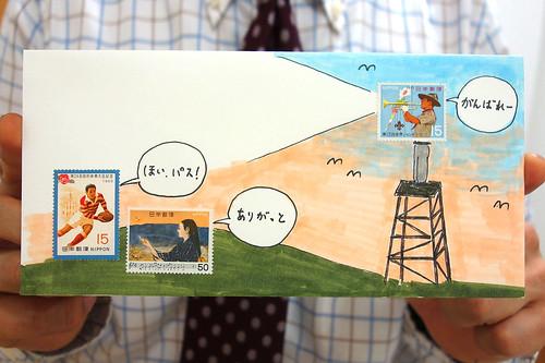 2013.5 産経学園なんばパークス(大阪)