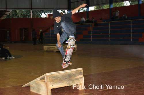 Go Skateboarding Day é sucesso em Jussara