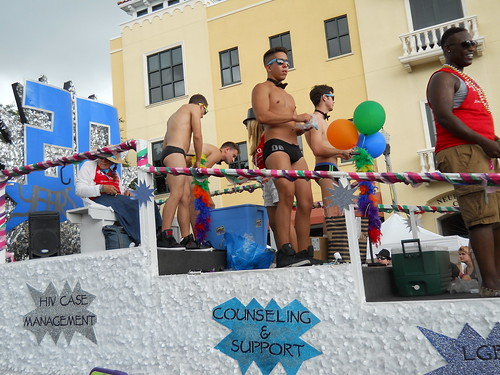 St. Pete Pride Parade 2013
