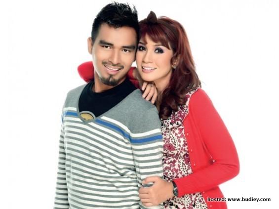 Izreen-Azminda dan suami