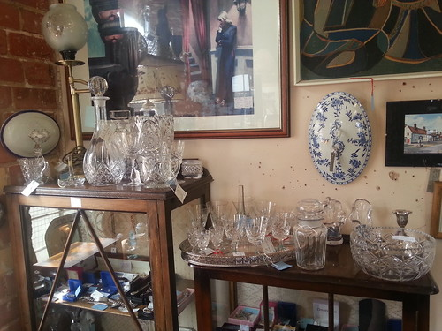 Wells antique centre