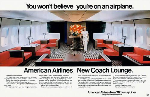 1971 ... luxury liner!