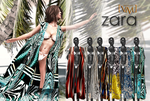 [VM] VERO MODERO Zara Beach Wear All Pattern